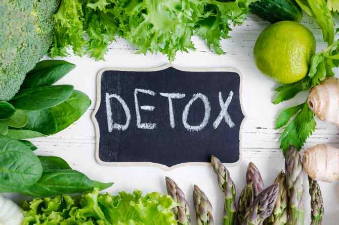 Αποτοξίνωση Δίαιτα: Πως λειτουργεί και πως γίνεται
