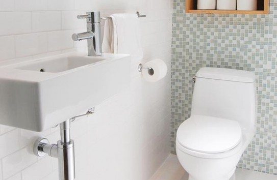 Ιδέες να Ανανεώσετε Κάθε Μικρό Μπάνιο