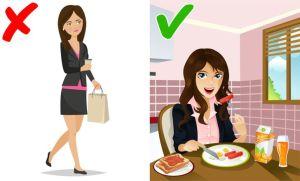Απώλεια βάρους: 8 καθημερινές συνήθειες που μας εμποδίζουν να αδυνατίσουμε, όσο κι αν προσπαθούμε