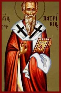 Μνήμη του Αγίου ιερομάρτυρος Πατρικίου , επισκόπου Προύσης 19 Μαΐου