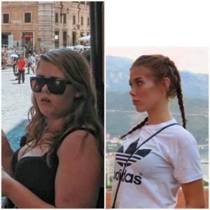 Read more about the article Μια παχύσαρκη μαθήτρια έχασε το μισό της βάρος χρησιμοποιώντας μόνο ένα κουταλάκι του γλυκού… και σήμερα είναι μοντέλο