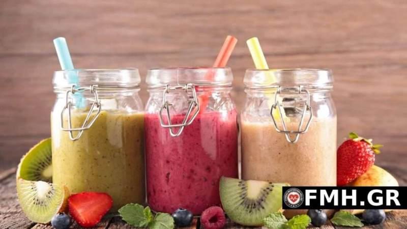 Read more about the article Υγιεινά smoothie για πρωινό για να ξεκινήσεις την ημέρα σου με ενέργεια