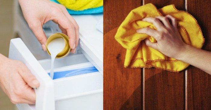 Read more about the article Μαλακτικό ρούχων: 8 έξυπνες χρήσεις του, που θα κάνουν τη ζωή σου πιο εύκολη