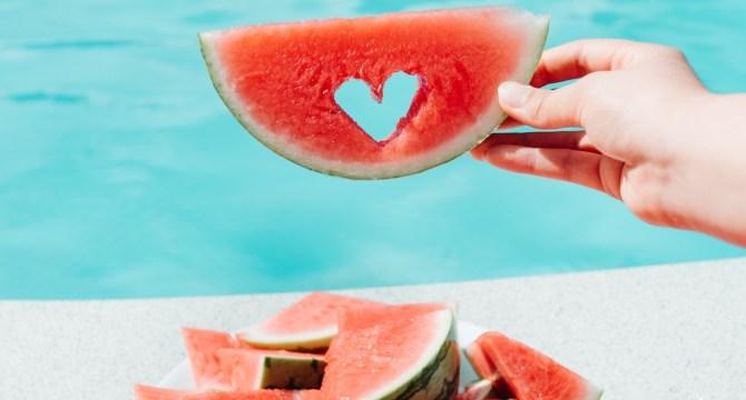 Read more about the article Τρεις λόγοι για να τρως μια φέτα καρπούζι κάθε μέρα