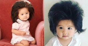 Read more about the article Το μωρό με τα πιο όμορφα μαλλιά στον κόσμο έγινε 7 ετών και μοιάζει σαν άγγελος