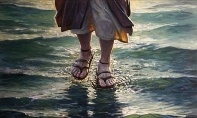 Read more about the article Τα σύμβολα στη ζωή της εκκλησίας:Το νερό