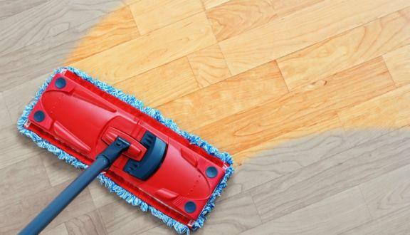 Ακόμα και 10 φορές την ημέρα να το καθαρίζετε, πάλι βρώμικο θα είναι στο τέλος της ημέρας.