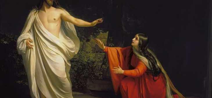 «Ho visto il Signore!»
