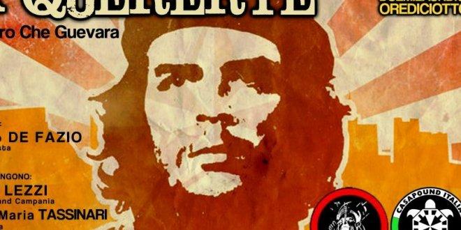 Casapound Salerno e l'iniziativa sul Che. I Giovani Comunisti/e di Salerno rispondono