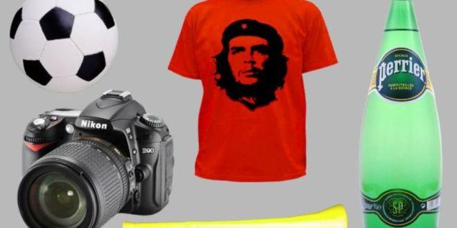 Olimpiadi Londra 2012: con la maglietta di Che Guevara non si entra