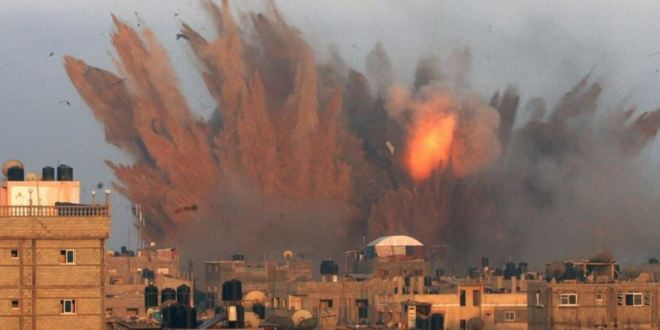 Gaza, la macabra sproporzione