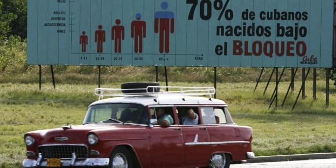 "L'ambasciata cubana in Italia: ""Via il bloqueo"""