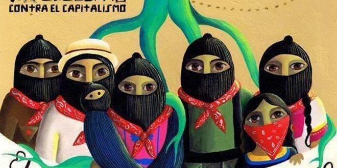 La vigilia del Festival Mundial de las Resistencias y Rebeldias