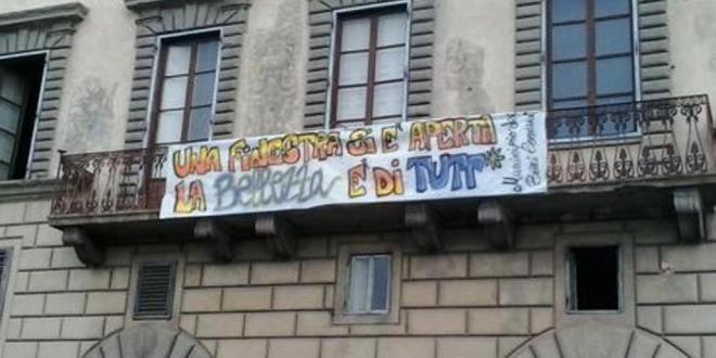 Solidarietà a Palazzo Boyl. La speculazione non passerà