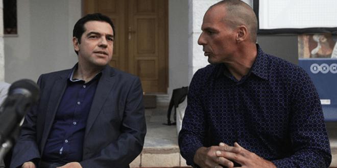 Da Atene le proposte che Tsipras manda a Bruxelles