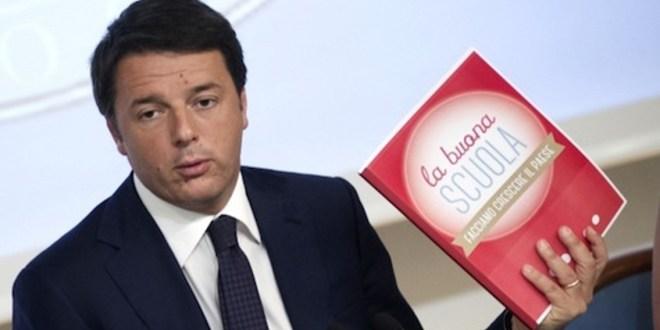 Riforma Renzi, la scuola-azienda è servita