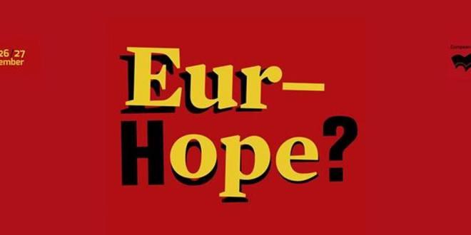 EurHope? Tre giorni di dibattito a Bari