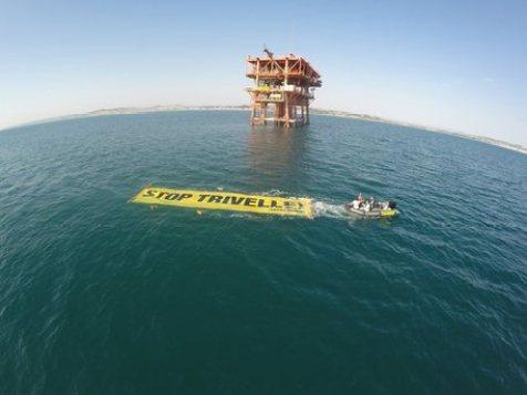 Ambiente: Greenpeace protesta contro le trivelle