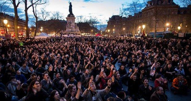 Tutta Europa è Nuit Debout!