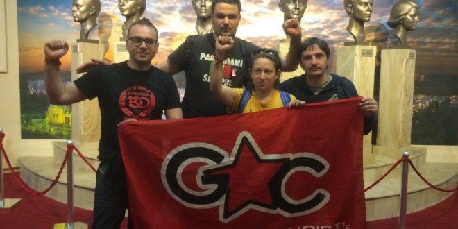 Terza carovana antifascista, 2° giorno – 1 maggio 2017 #1Maggio