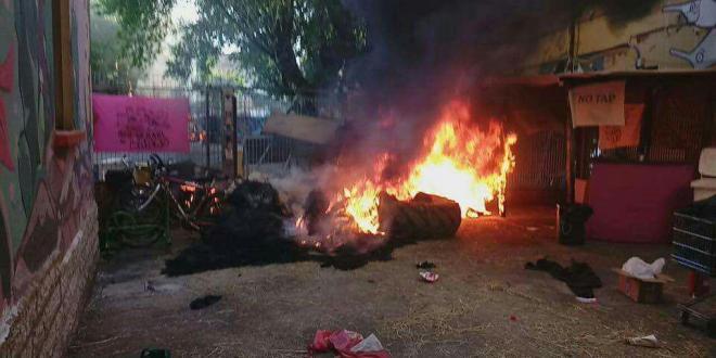 Decreto Minniti diventa realtà: Solidarietà al Crash e al Làbas sgomberati in contemporanea a Bologna