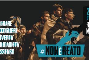 #nonèreato – 21 Ottobre i GC in piazza contro il razzismo!
