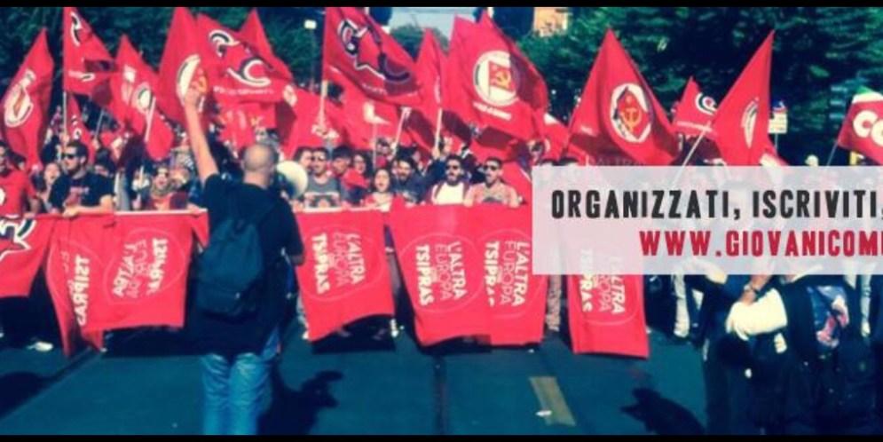 GC: Al lavoro per una opposizione politica e sociale!