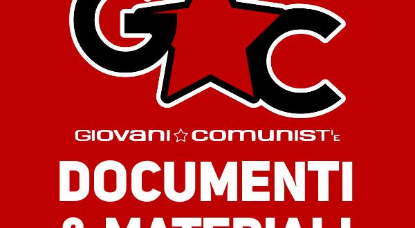 Documenti e materiali VI Conferenza nazionale GC