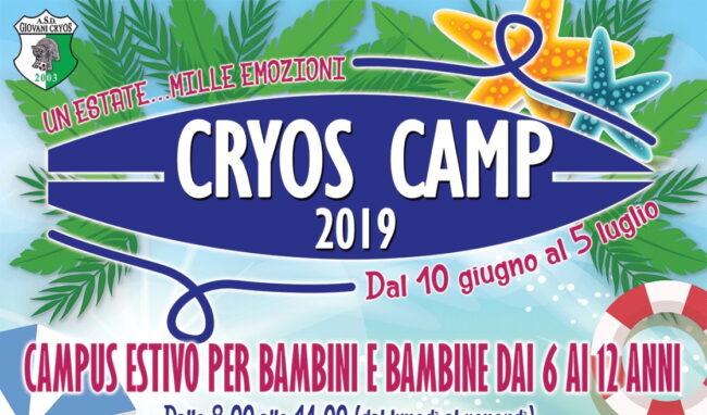Il nostro mondo Locandina Eventi Cryos2