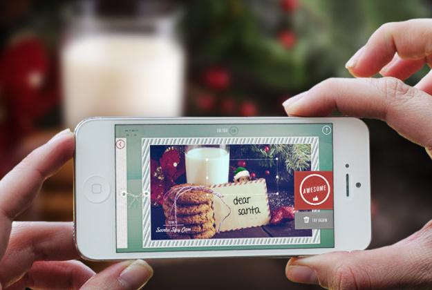 Santa Spy Cam, la app di Babbo Natale