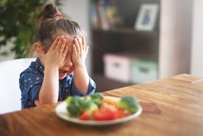 Mio figlio mangia poco. Che fare in caso di inappetenza?