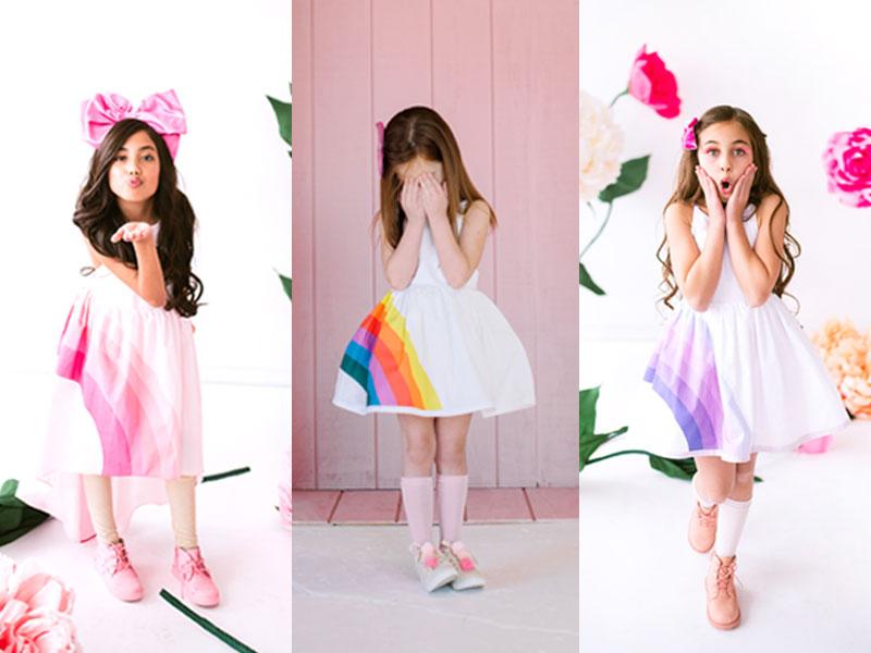 Un mese arcobaleno per i bambini