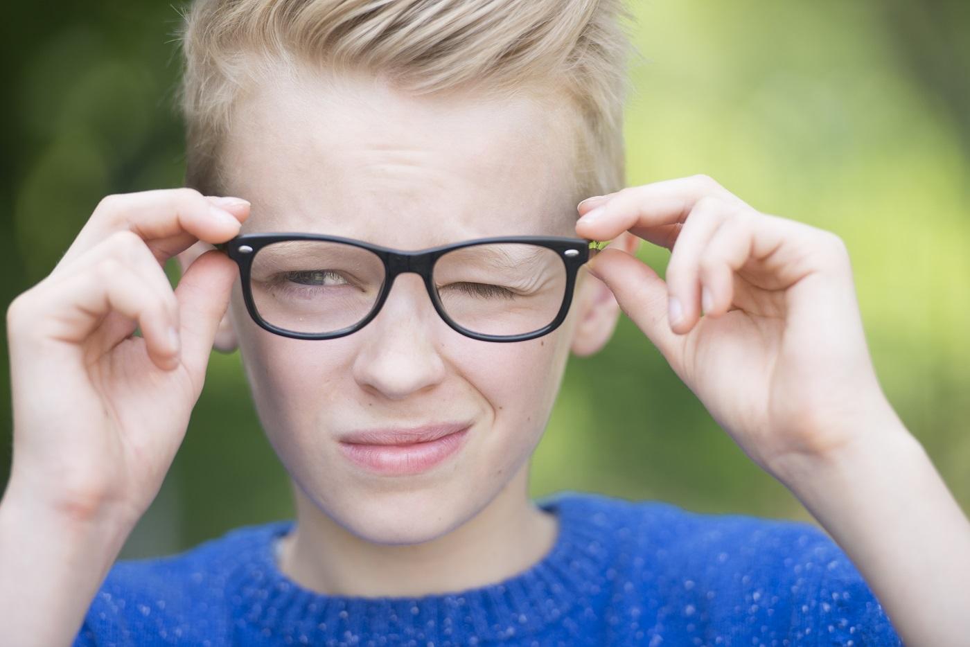 GG sindrome di tourette e bambini