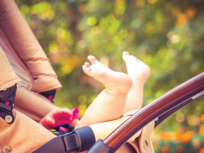 Noleggio passeggini, indispensabile prima del viaggio