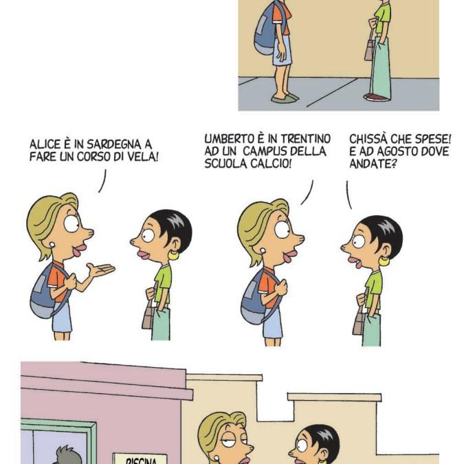 RAFFA | Il fumetto di Steve Frassetto | #76