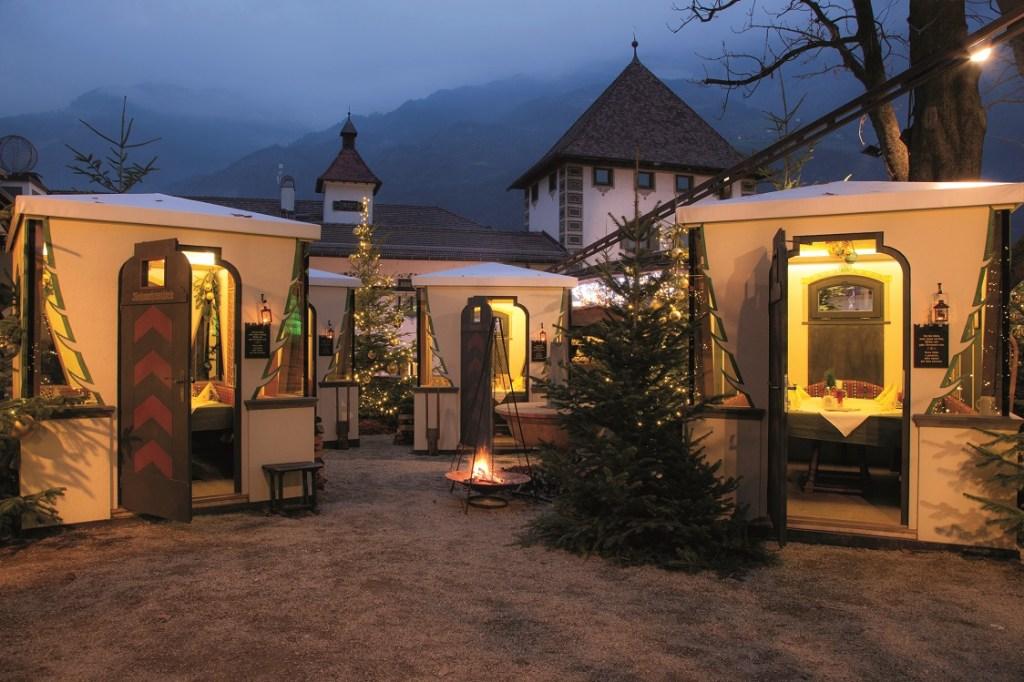 GG mercatini di natale foresta natalizia