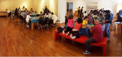 Alla GAM a dicembre, attività family sull'arte pittorica a Torino