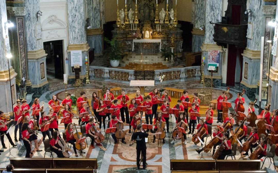 I concerti benefici dell'Accademia Suzuki Talent Center a Torino