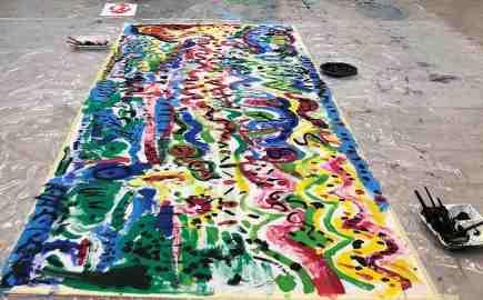 Atelier kids di marzo a Il Museo in erba, in Svizzera
