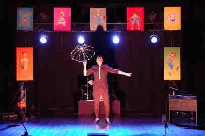 Spettacoli kids e family di marzo al Teatro Bruno Munari