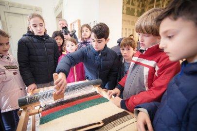 Matematica al Museo di Villa Bernasconi a marzo
