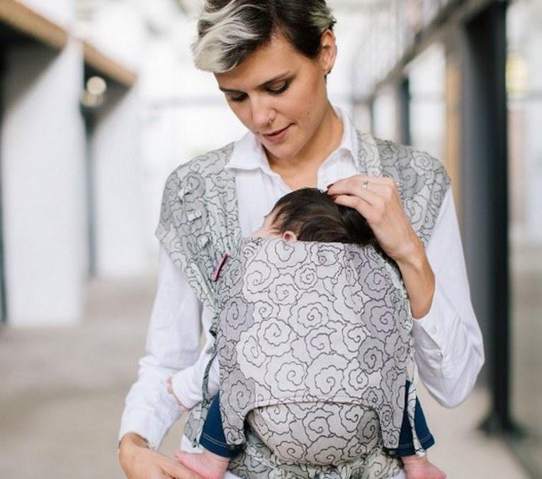 Salone del Babywearing e del bambino 2019: l'arte del portare in fascia