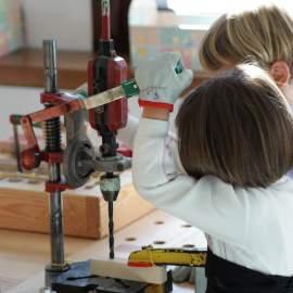 Al MAV a novembre, laboratori kids con il legno in Valle d'Aosta