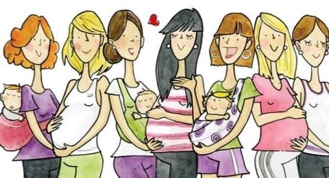 GG semplicemnete mamma a marzo1