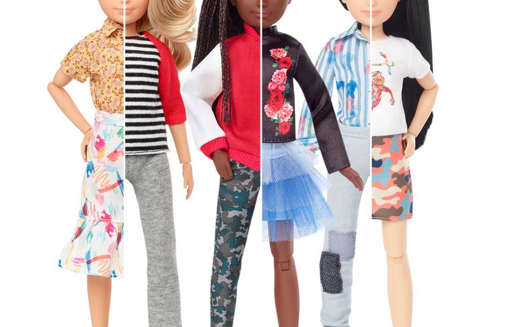 Bambole personalizzabili: Mattel lancia Creatable World