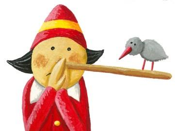 Come Pinocchio: le bugie dei bambini