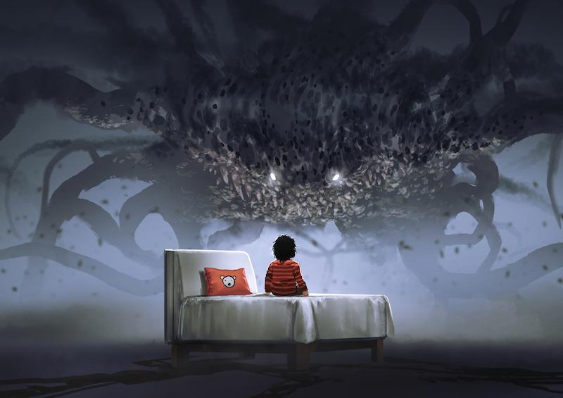 I sogni dei bambini