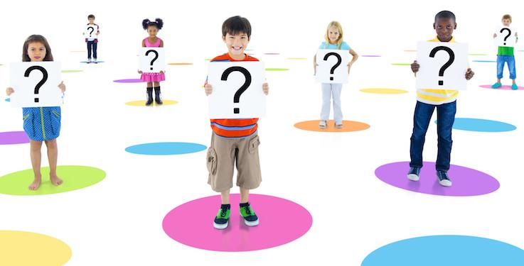 L'importanza delle domande dei bambini