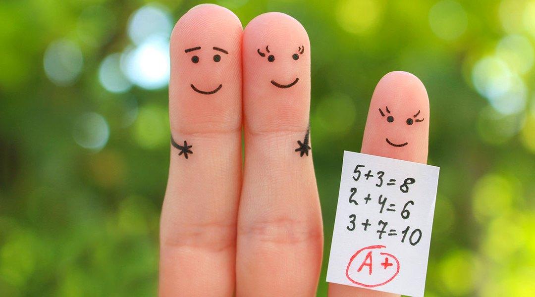 Stai lontano dai compiti di matematica dei tuoi figli