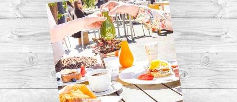 Il brunch in terrazza da Eataly Lingotto